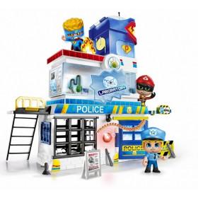 VELA CUMPLEAÑOS AZUL 3