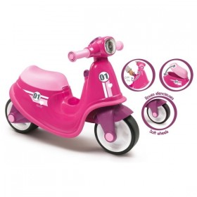 SCOOTER ROSA