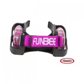 FUNBEE FLASHING WHEELS PINK