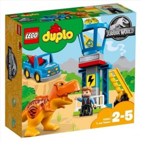 Jurassic World Torre del T....