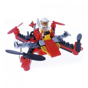 Brickdrone de Juguetrónica