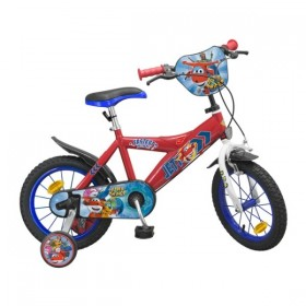 "BICILETA 14"" SUPER WINGS"