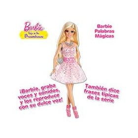 BARBIE PALABRAS MAGICAS