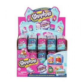 SHOPKINS S8 EUROPA TOUR...