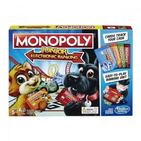 MONOPOLY JUNIOR ELECTRONICO