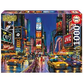 Puzzle New York Time Square...