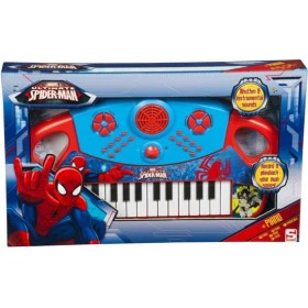 PIANO DE ULTIMATE SPIDERMAN