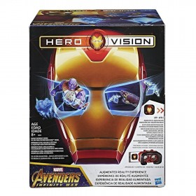 AVN HERO VISION IRON MAN...