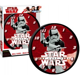 RELOJ DE PARED DE STAR WARS