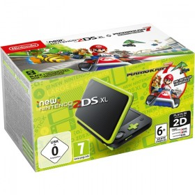 Consola New 2DS XL Verde...