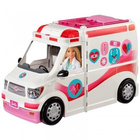 Barbie Ambulancia Centro...