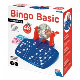 Bingo Automático de 90...
