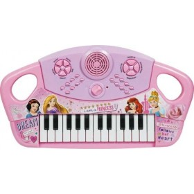 PIANO DE PRINCESAS DISNEY