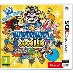 GB 3D WARIOWARE GOLD