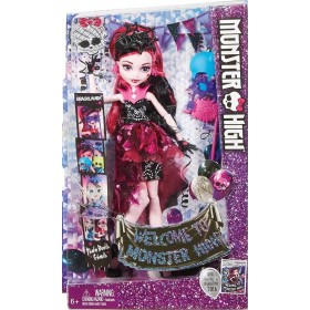 MONSTER HIGH DRACULAURA...