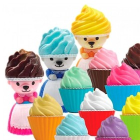 Surtido Mini Cupcake Bears