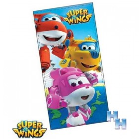 TOALLA PLAYA SUPER WINGS