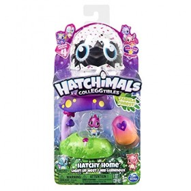 HATCHIMALS CASA NIDO LUZ...