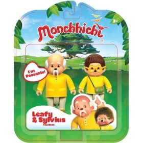 MONCHHICHI LEAFY & SILVIUS...
