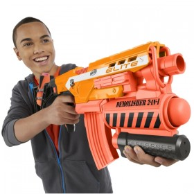 NERF ELITE Demolisher 2 en...