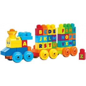 TREN MUSICAL ABC MEGABLOCKS