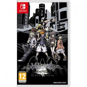 SWITCH WORLD ENDS WITH YOU...