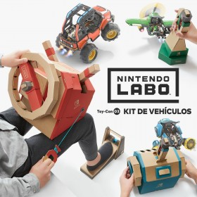 SWITCH NINTENDO LABO KIT DE...