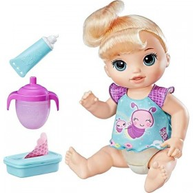 BABY ALIVE PAÑAL MAGICO RUBIA