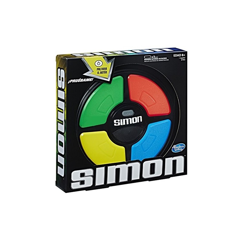 Simon Clasico De Hasbro