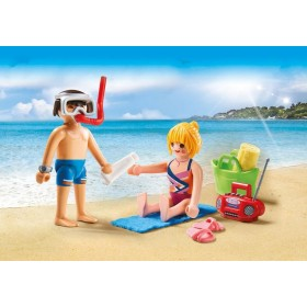 PLAYA PLAYMOBIL DUO PACK