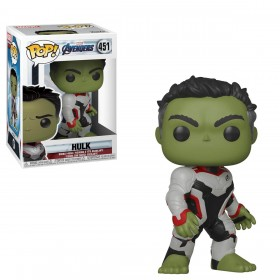 FIGURA FUNKO POP BOBBLE HULK