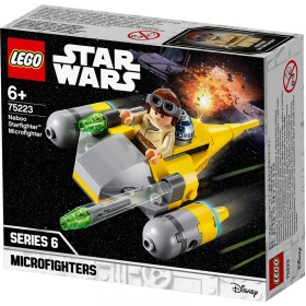 MICROFIGHTER:CAZA ESTELAR...