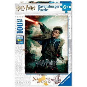 PUZZLE HARRY POTTER 100 PIEZA