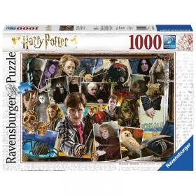 PUZZLE 1000 PZS HARRY...