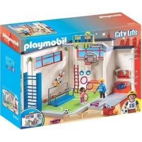 GIMNASIO PLAYMOBIL CITY LIFE