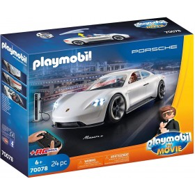 PLAYMOBIL:THE MOVIE PORSCHE...
