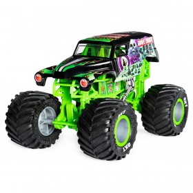 MONSTER JAM VEHICULOS DIECAST