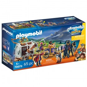 PLAYMOBIL:THE MOVIE CHARLIE...