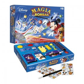MICKEY MAGIC MAGIA DVD