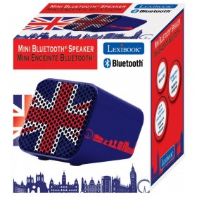 ALTAVOZ BLUETOOTH DISEÑO UK