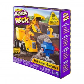 KINETIC SAND ROCK PLAYSET...