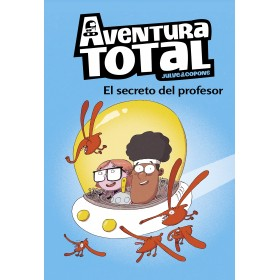 AVENTURA TOTAL 1.EL SECRETO...