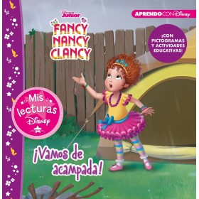 FANCY NANCY CLANCY¡VAMOS DE...
