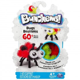 BUNCHEMS PACK 3 PERSONAJES