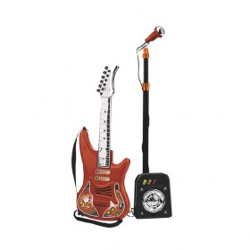 MUSIC PLANET SET GUITARRA,...