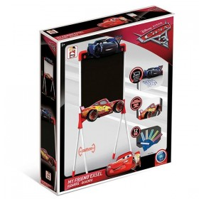 DISNEY CARS 3 PIZARRA
