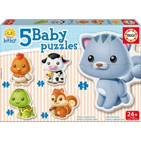 BABY PUZZLE ANIMALITOS