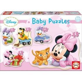 PUZZLE PROGRESIVO BABY MINNIE