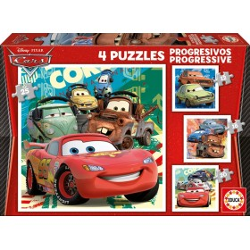 PUZZLES PROGRESIVOS CARS 2...
