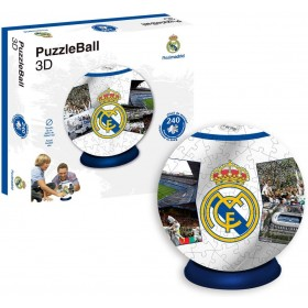 PUZZLE BALL REAL MADRID...